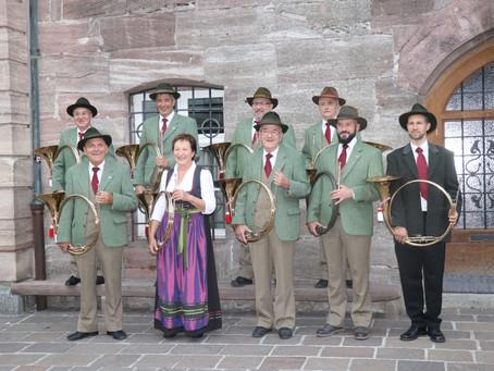30.06.2021  19:00 Uhr                    Jagdornbläser Gruppe SonatEs   Stadt - Ständchen Zofingen