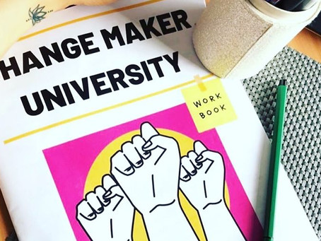 FINAL CALL: Changemaker University starts soon!