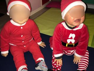 Nouvelle pause parents/enfants/professionnelles pour Noël