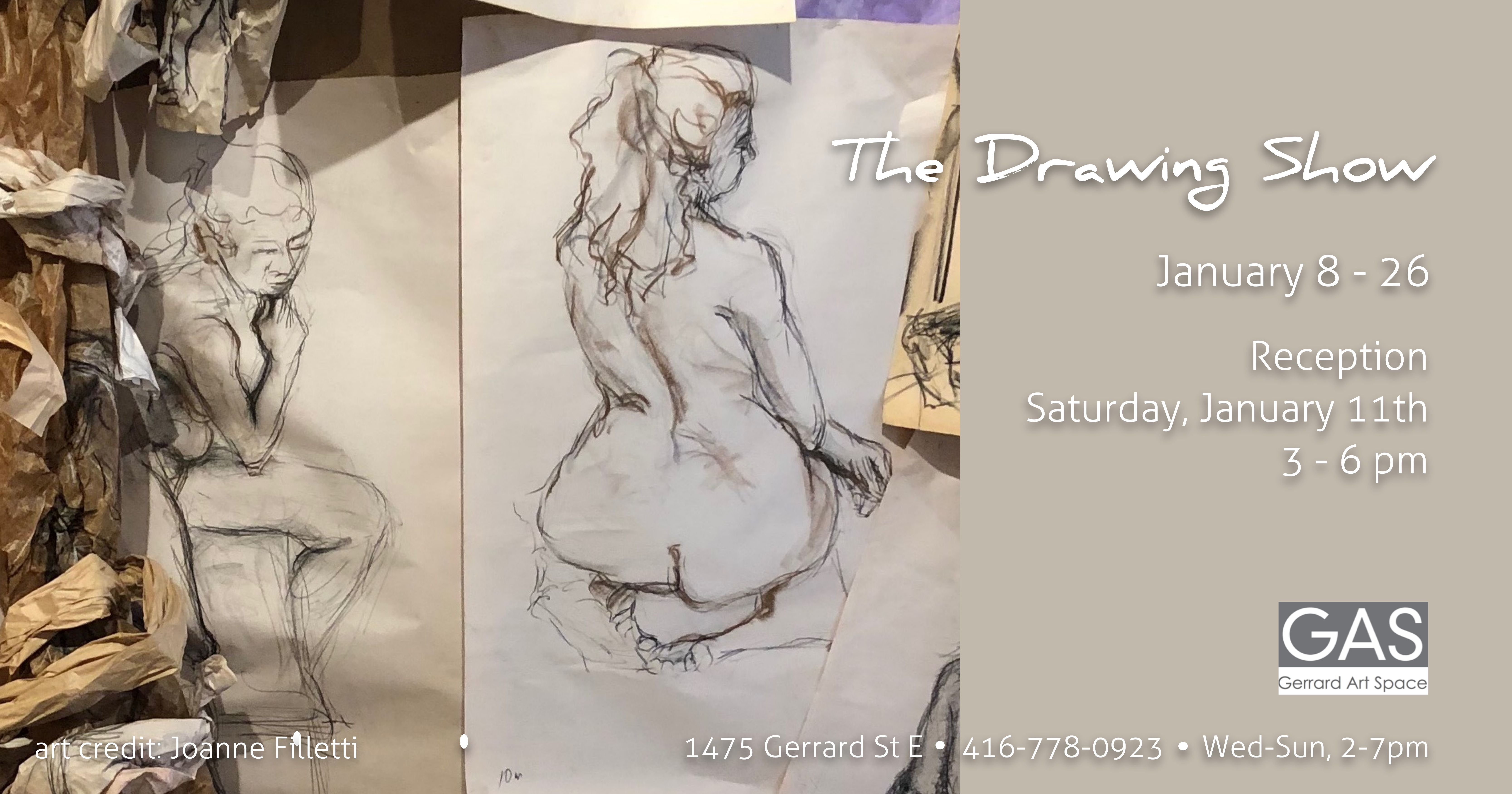 The Drawing Show 2020