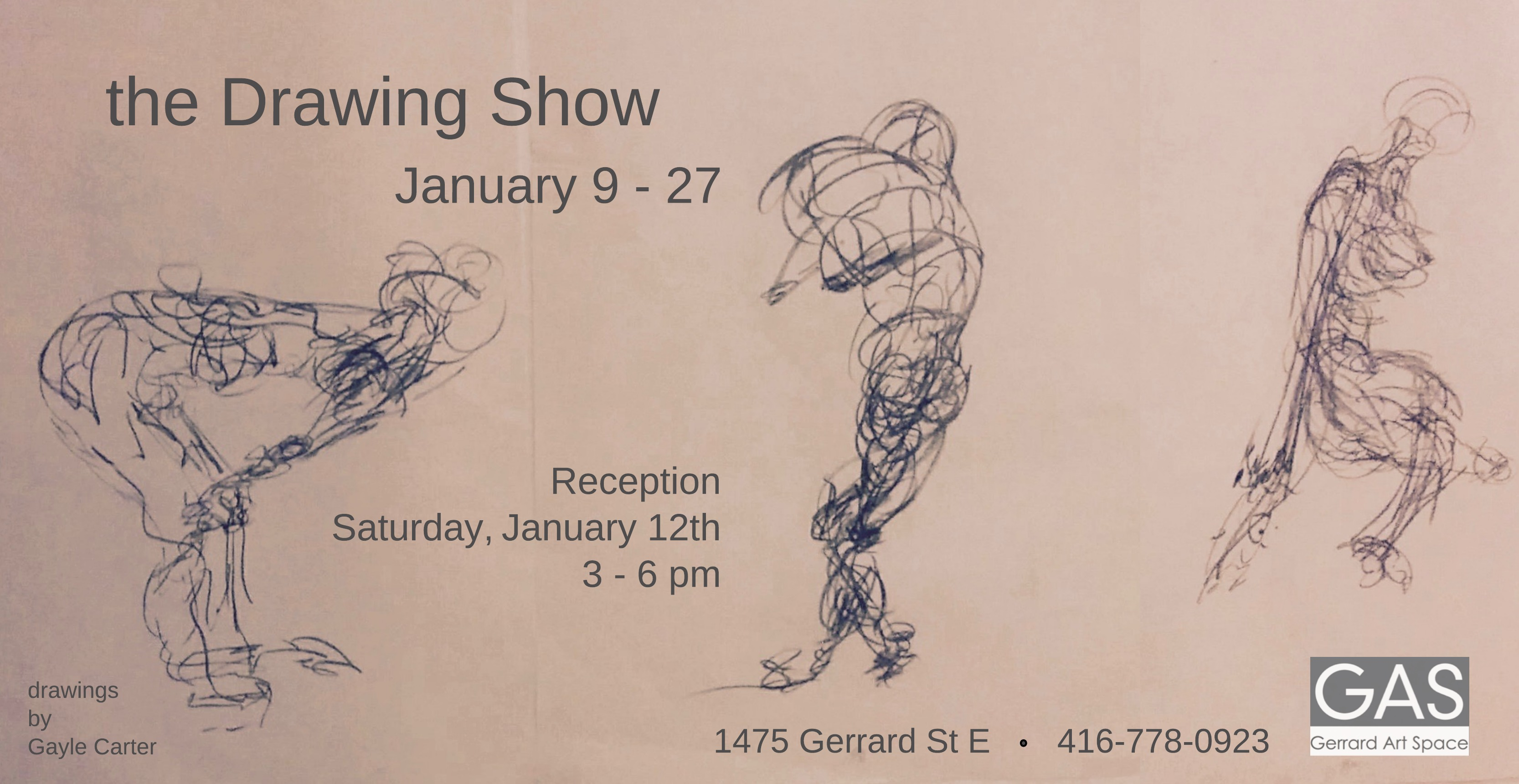 The Drawing Show 2019