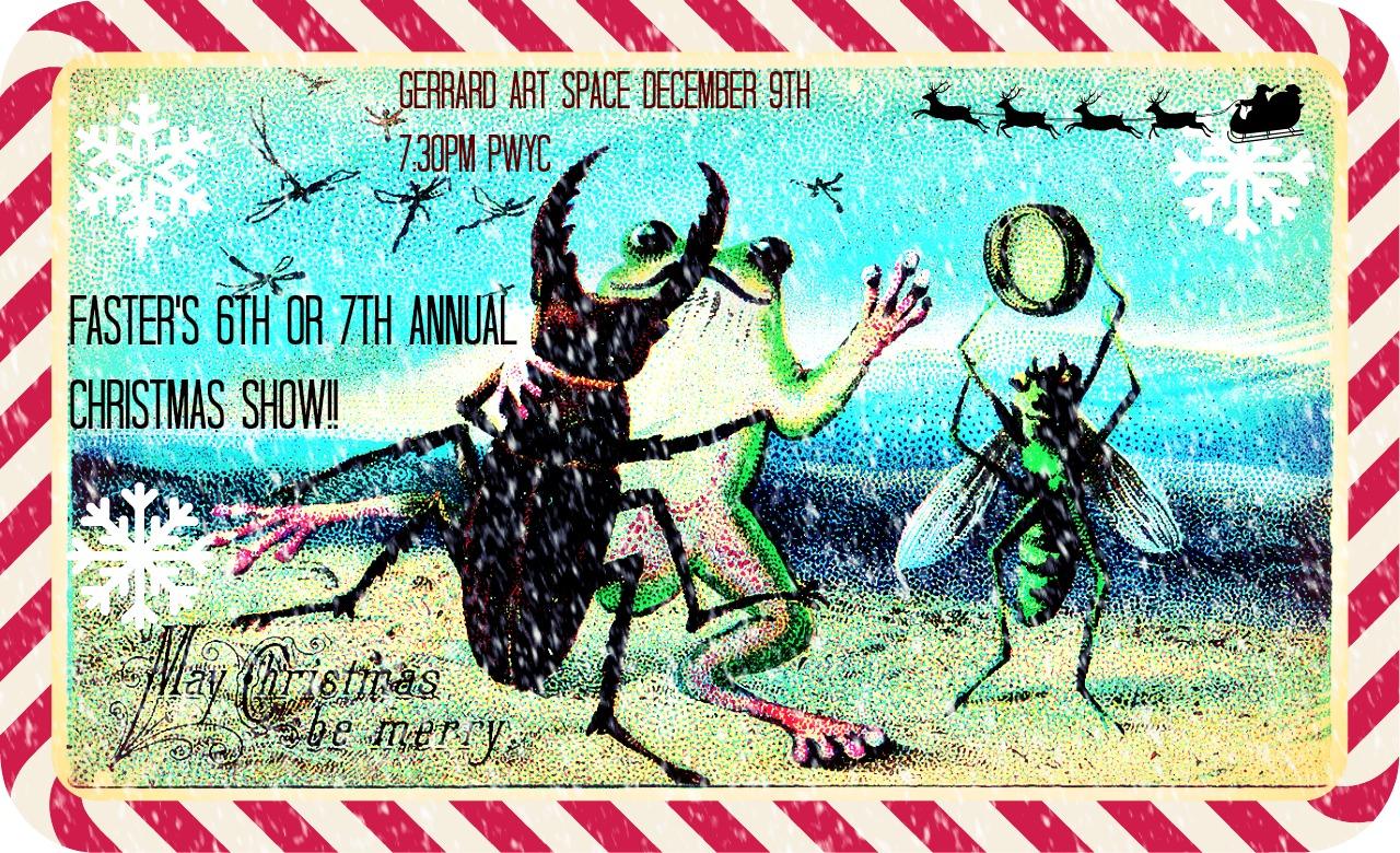 Dec 9 FASTER Poster