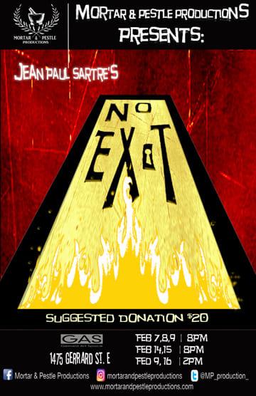 No Exit (2019)