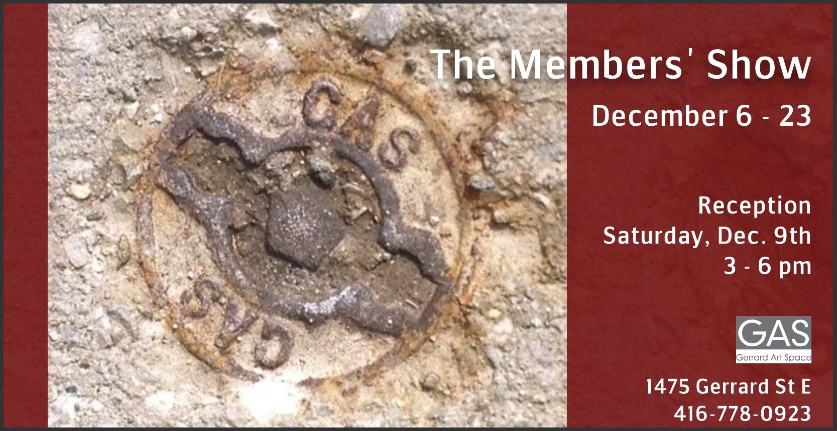 GAS Members' Poster 2017