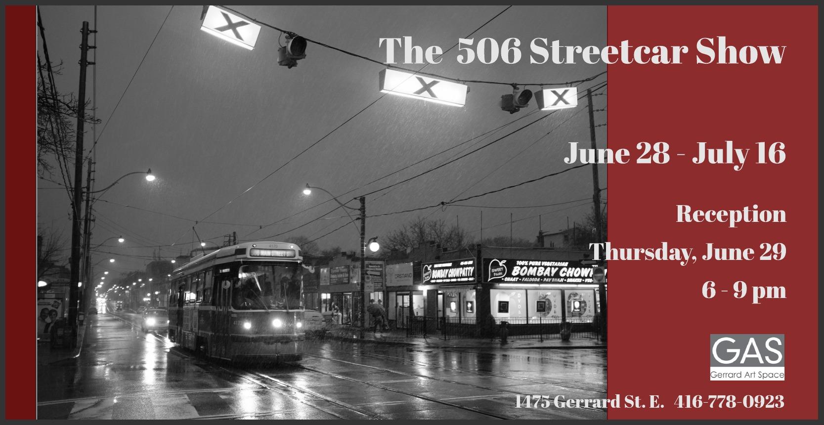 506 Streetcar Show, 2017