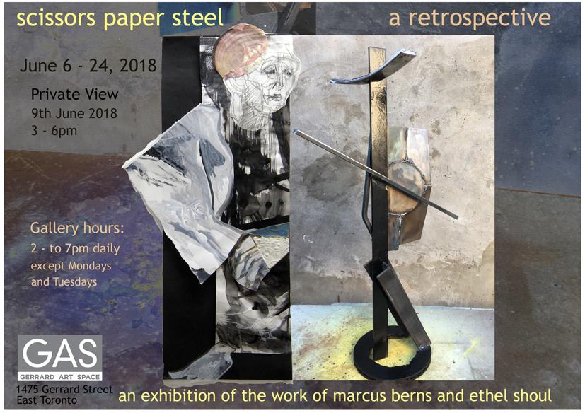 Scissors, Paper & Steel 2018
