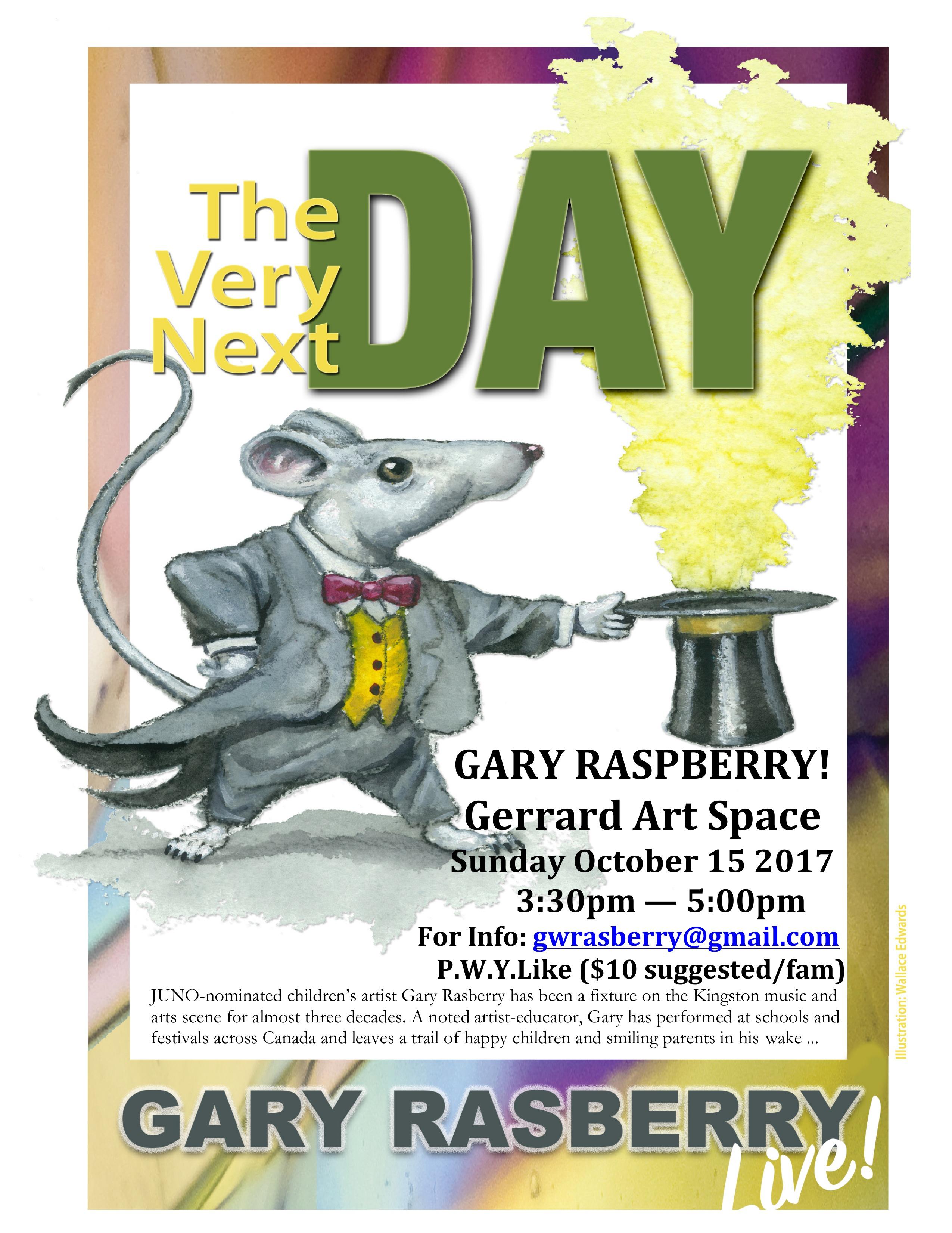 Gary Rasberry 2017