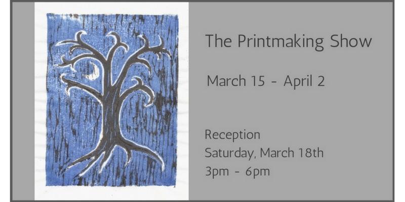 Printmaking Show 2017