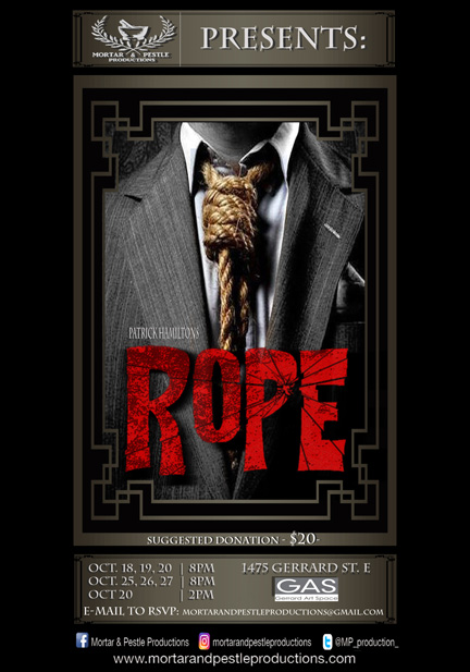 Rope - October 2018
