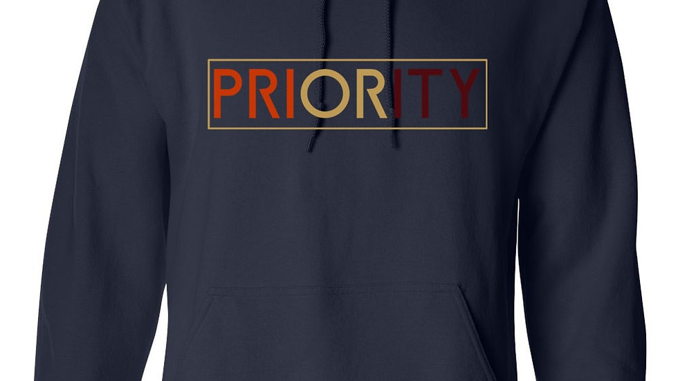 PRIORITY special edition hoodie