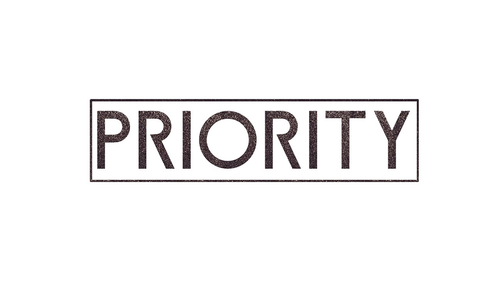 Create Your Own PRIORITY Hoodie