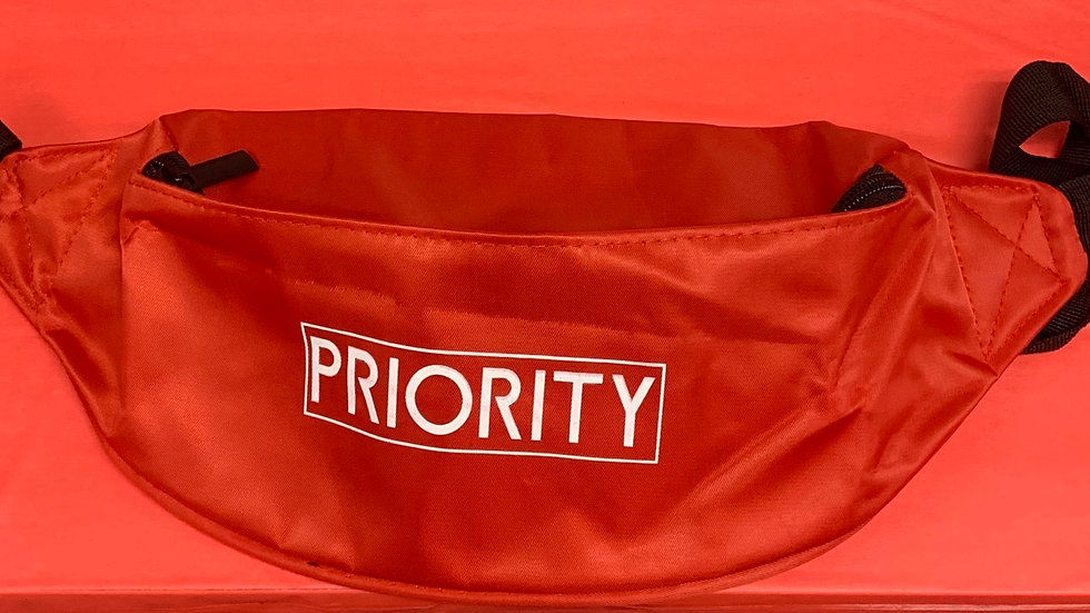 PRIORITY Fanny Packs