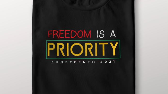 PRIORITY Juneteenth