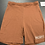 Thumbnail: PRIORITY T-Shirt and Biker Shorts Set : Brown w| White words