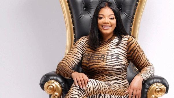 Tiger Stripes Dress