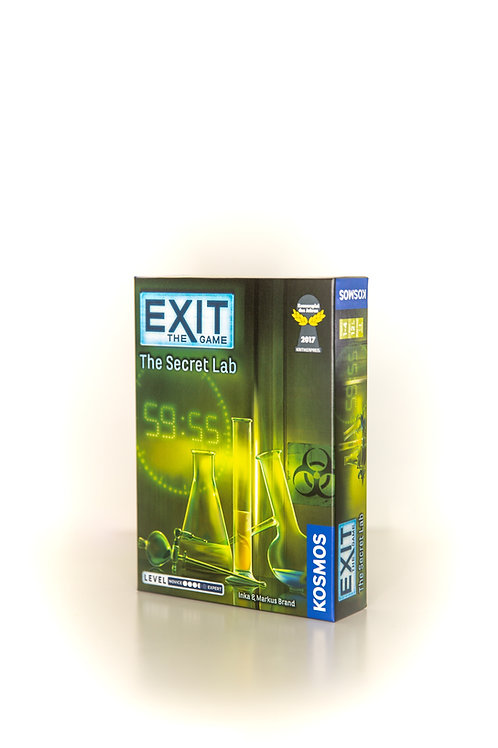 EXIT: Secret Lab