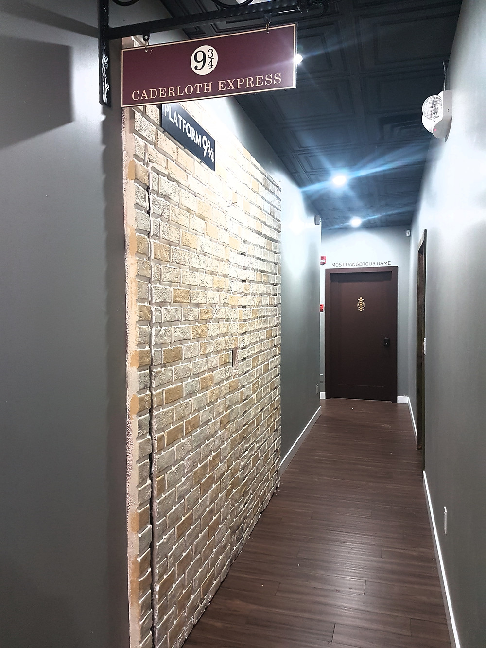 Escape room in Downtown Calgary