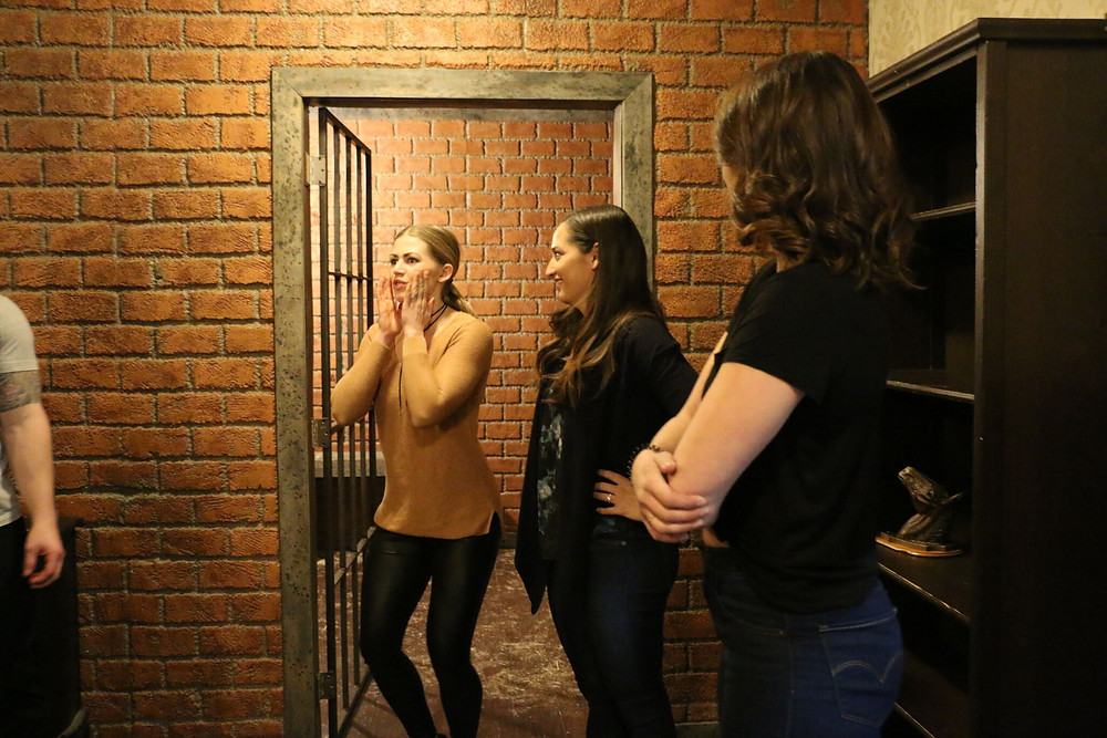 Escape Room is a teamwork activity