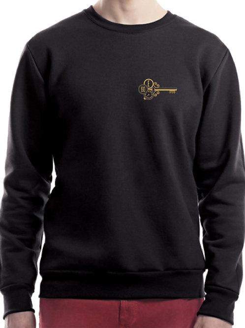 Crewneck Sweater Black