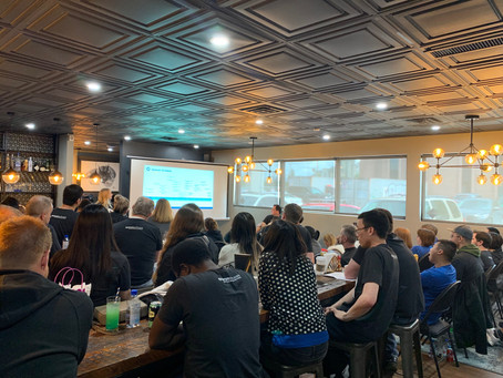 Business Team Building Activities In Calgary