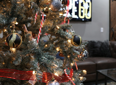Why you should host your holiday event with us this season!