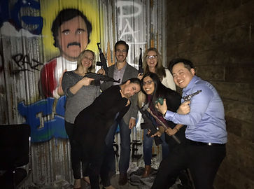 Fun Corporate Team Building Activities | Calgary Downtown
