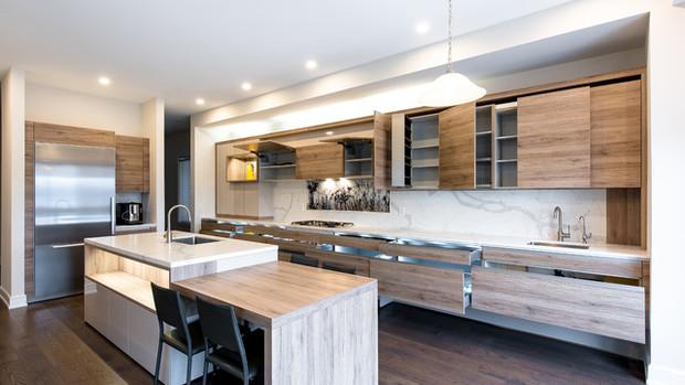 Maple Leicht Kitchen
