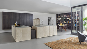 TOPOS | STONE. Modern Style Kitchen