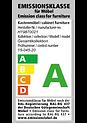 """DGM - Emission Label Class """"A"""""""