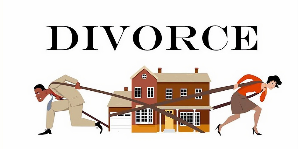 Divorce and real estate. Where to start?