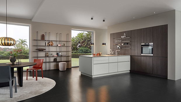 BONDI-C | ORLANDO-C. Modern Style Kitchen