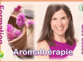 Formation en Aromathérapie le 7 novembre prochain… Venez nombreux!