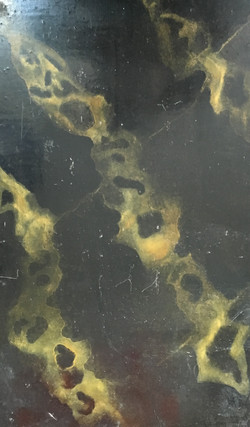 marble paintwork