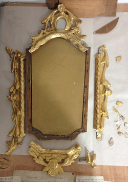 Maltese mirror
