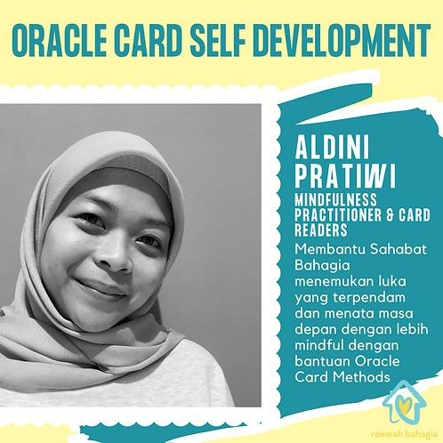ORACLE CARD SELF DEVELOPMENT: ALDINI