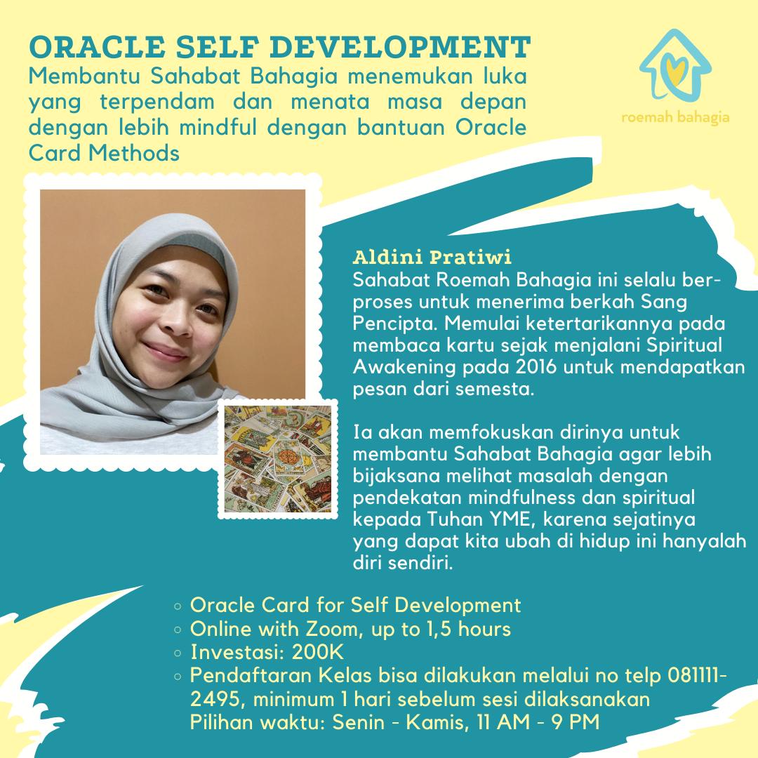 Oracle Card Self Development