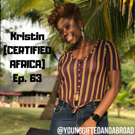 Episode 63 │ Give Yourself Permission (CERTIFIED AFRICA)
