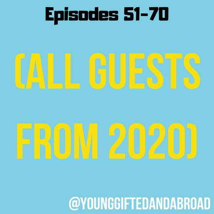 2020 Guests!