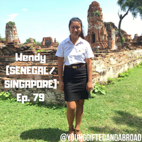 Episode 79 │ From Cheetah Girl to Ceebu Jen (SENEGAL/SINGAPORE)