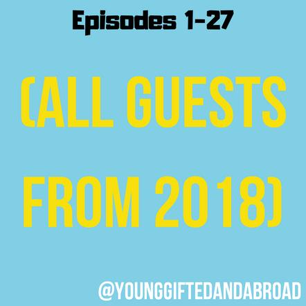 2018 Guests!