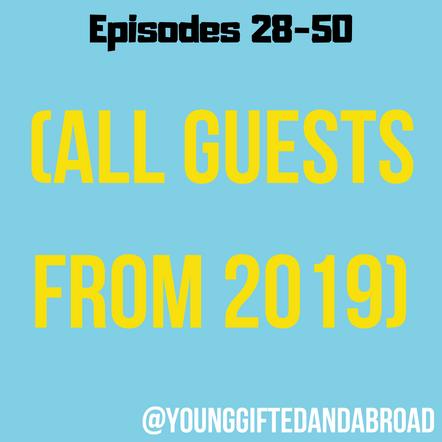 2019 Guests!