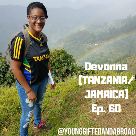 Episode 60 │ Ugali & Expectations (TANZANIA/JAMAICA)