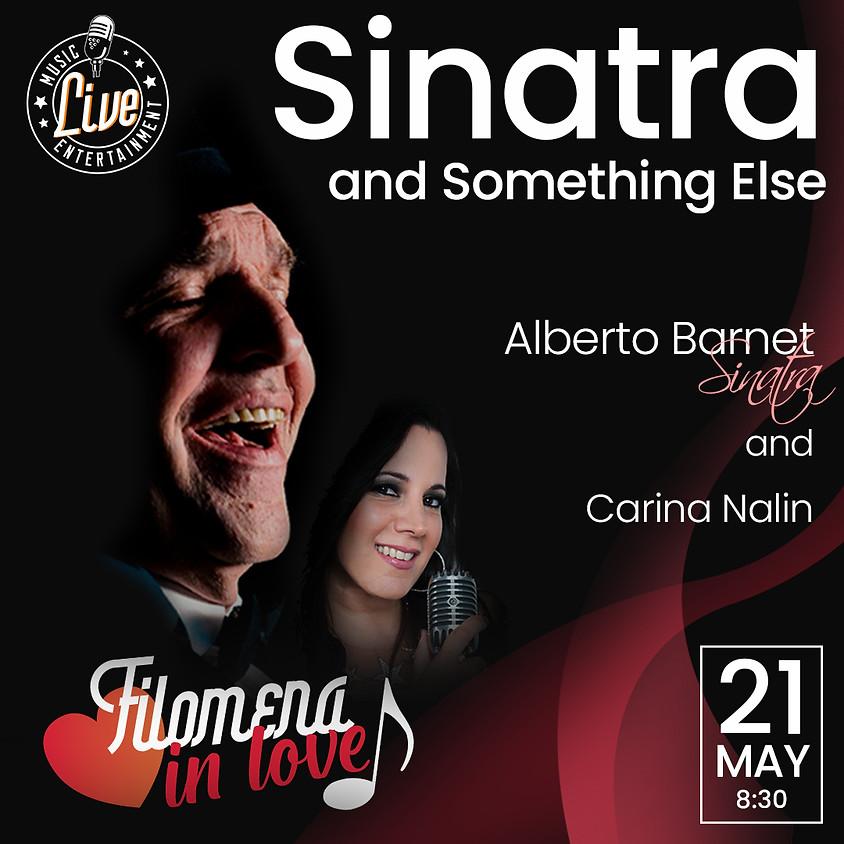 Filomena in Love! - Alberto Barnet (Sinatra)