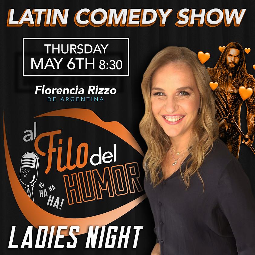 Al Filo del Humor - Flor Rizzo