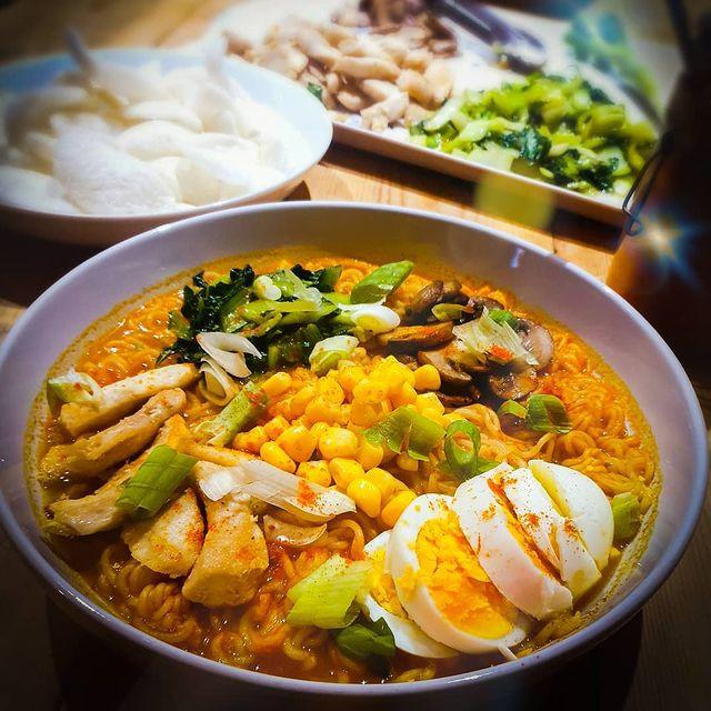 mauritian ramen noodles