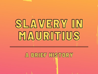 Slavery In Mauritius