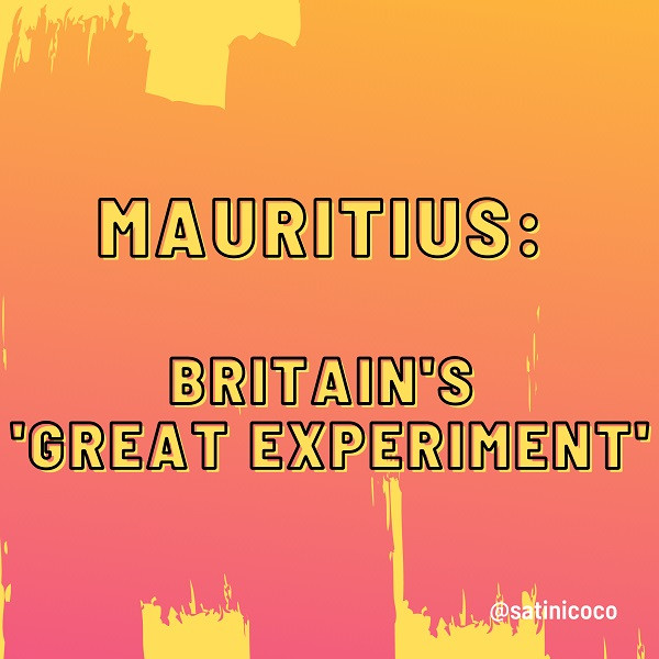 mauritius britains great experiment