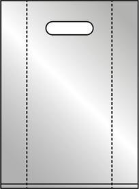 DIE-CUT BAGS (VERTICAL)