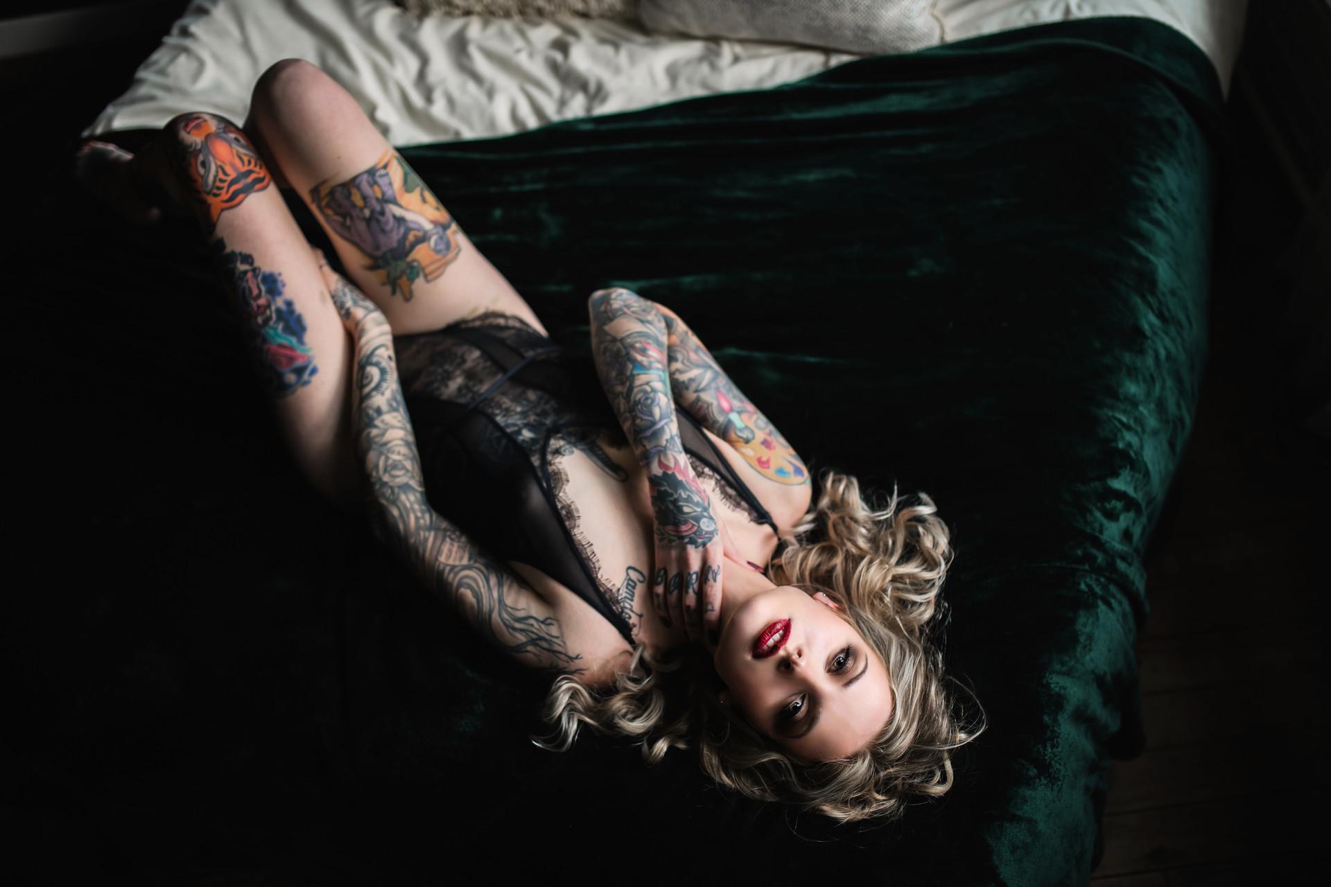 Hannah Rachael Photography - Ct Boudoir