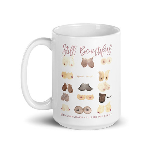Still Beautiful Boobies Mug